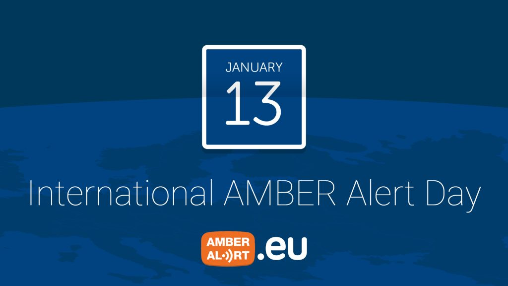 International AMBER Alert Day